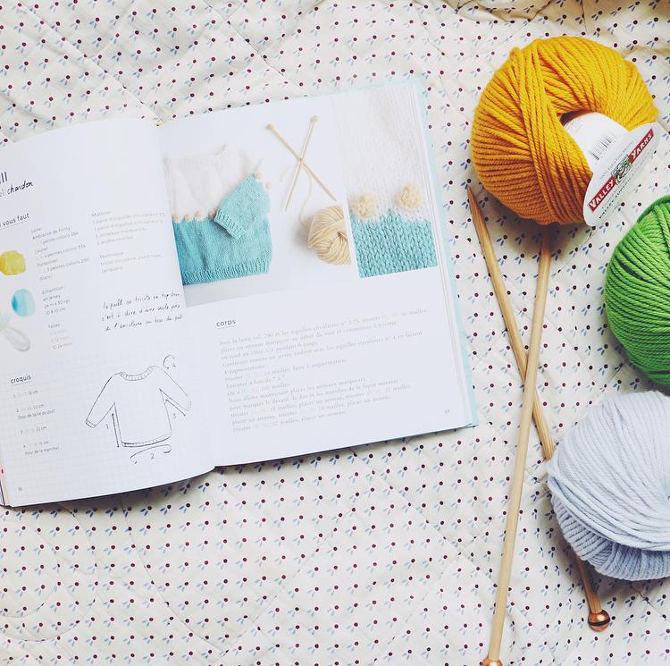 les tricots bébé de mademoiselle quincampoix