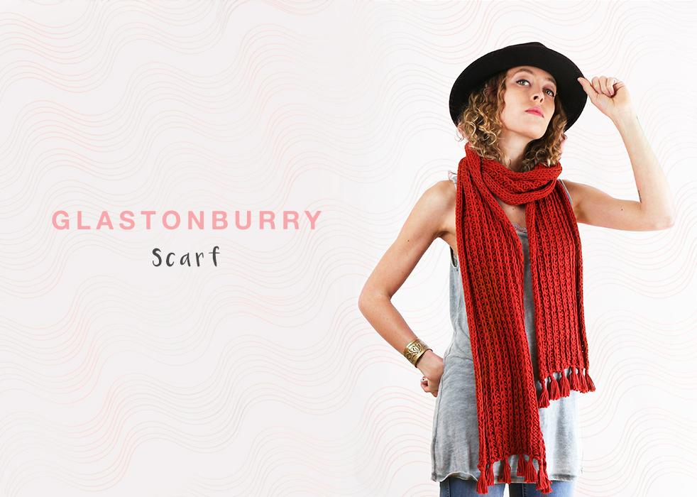 Glastonbury Scarf