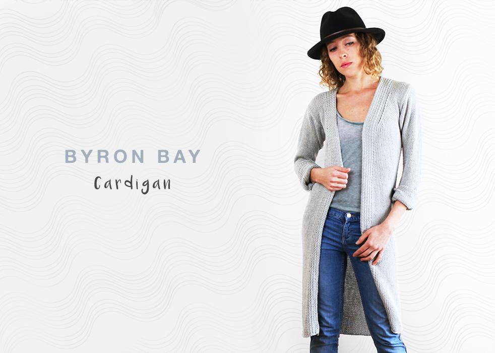Byron Bay Cardigan