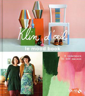 Klin d'oeil, le mood book