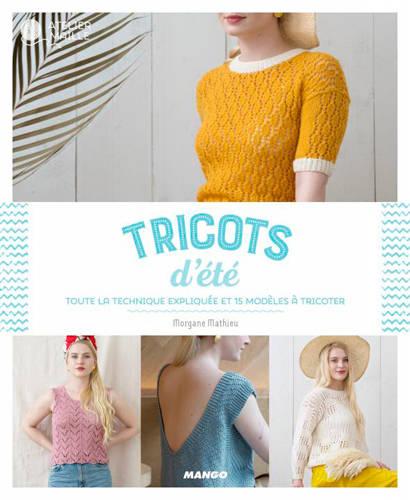 tricots d'été