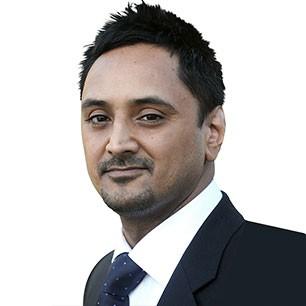 Amar Hussain  Managing Director