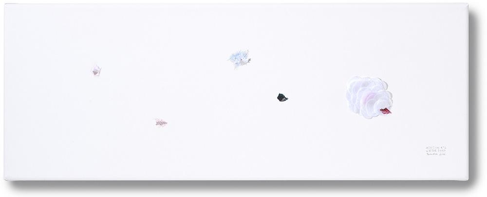 Intuition N°6, 19x50x2cm