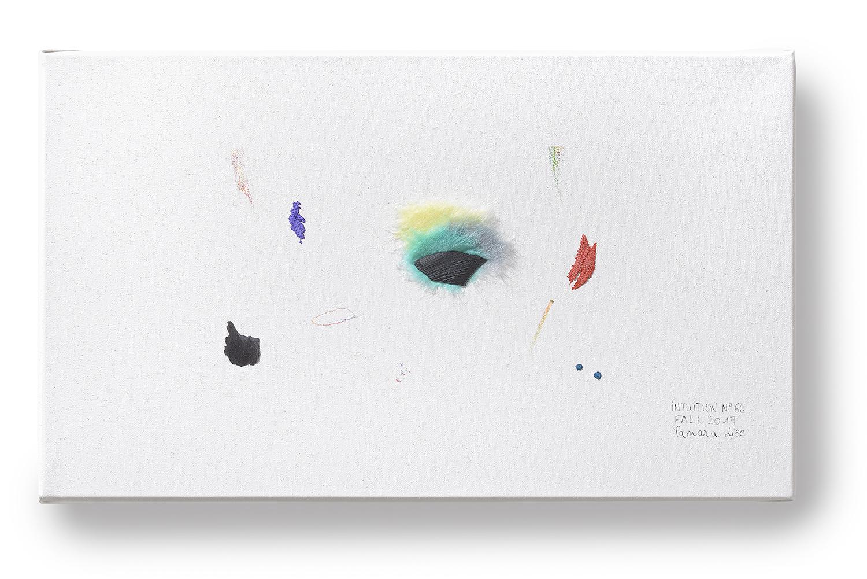 Intuition N°66, 16x27x2cm