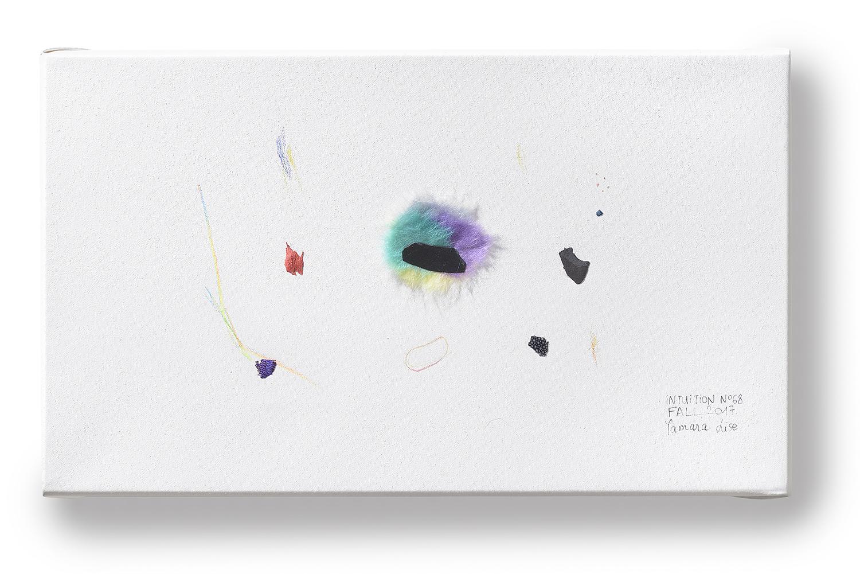 Intuition N°68, 16x27x2cm