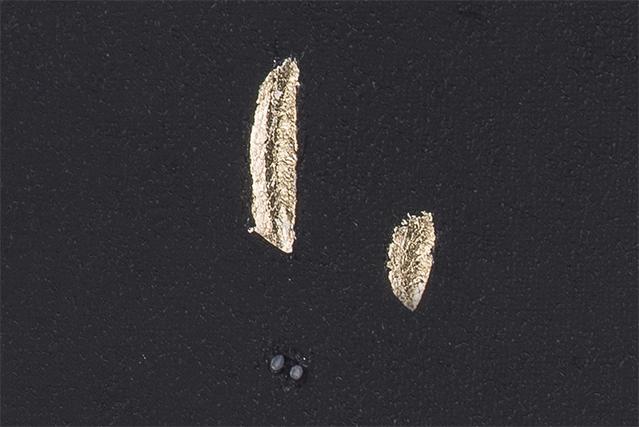 Intuition N°84, 16x27x2cm, detail