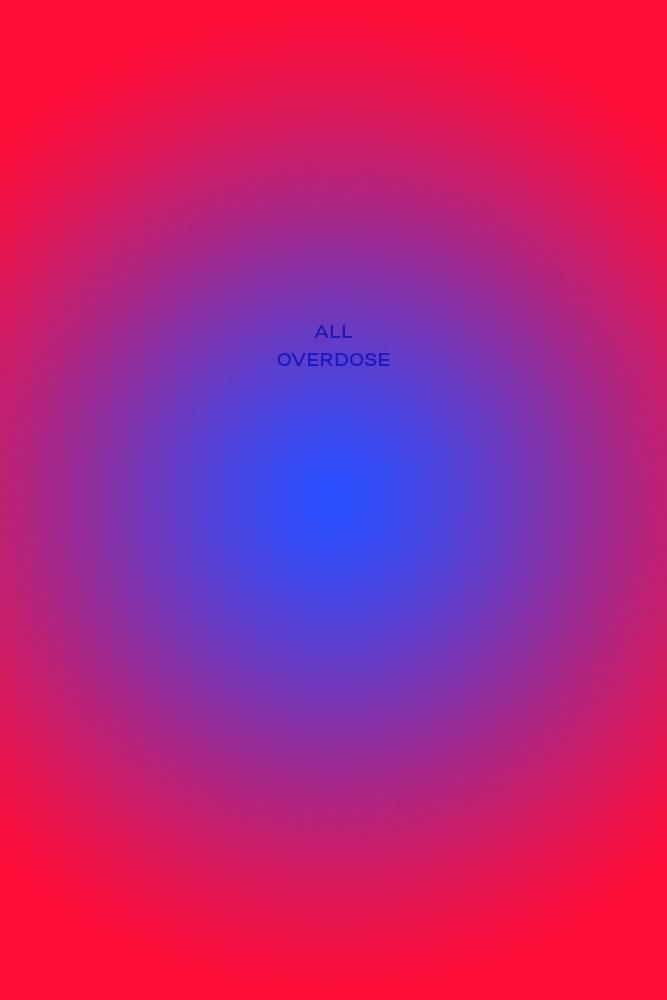Noème All Overdose, 80x120x1cm