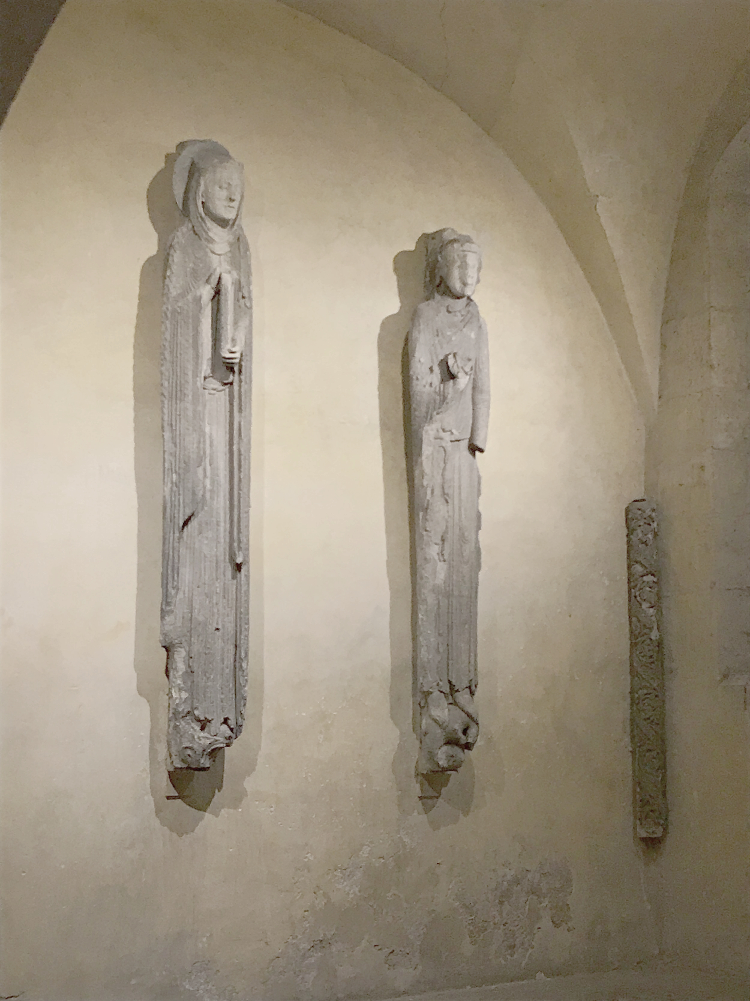 Chartres Crypt