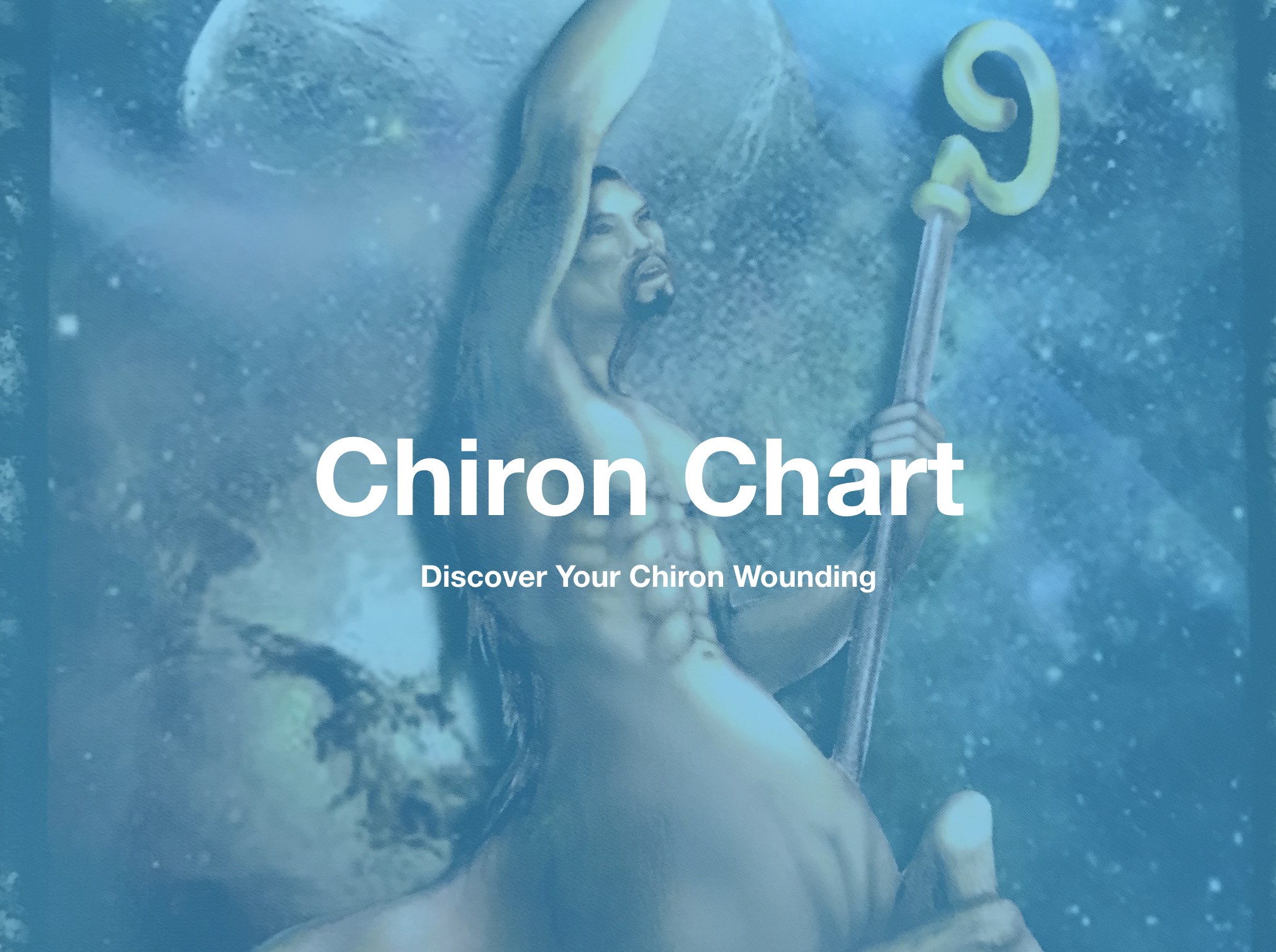 Use this Chart to work out where your Chiron Woundingis located. Chart taken from Beyond Doorways Book