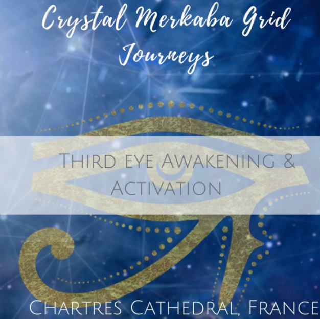 - Awaken more of your third eye & learn all about the technology involved & how you can support its divinely orchestrated awakening
