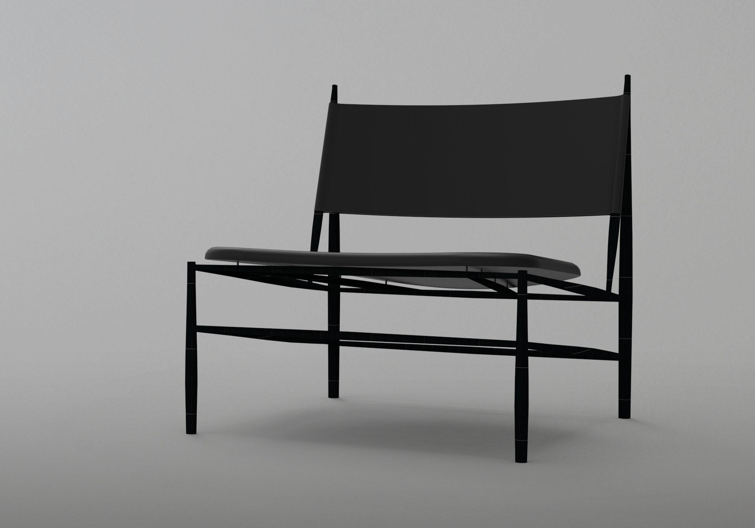LOUNGE CHAIR   Furniture design