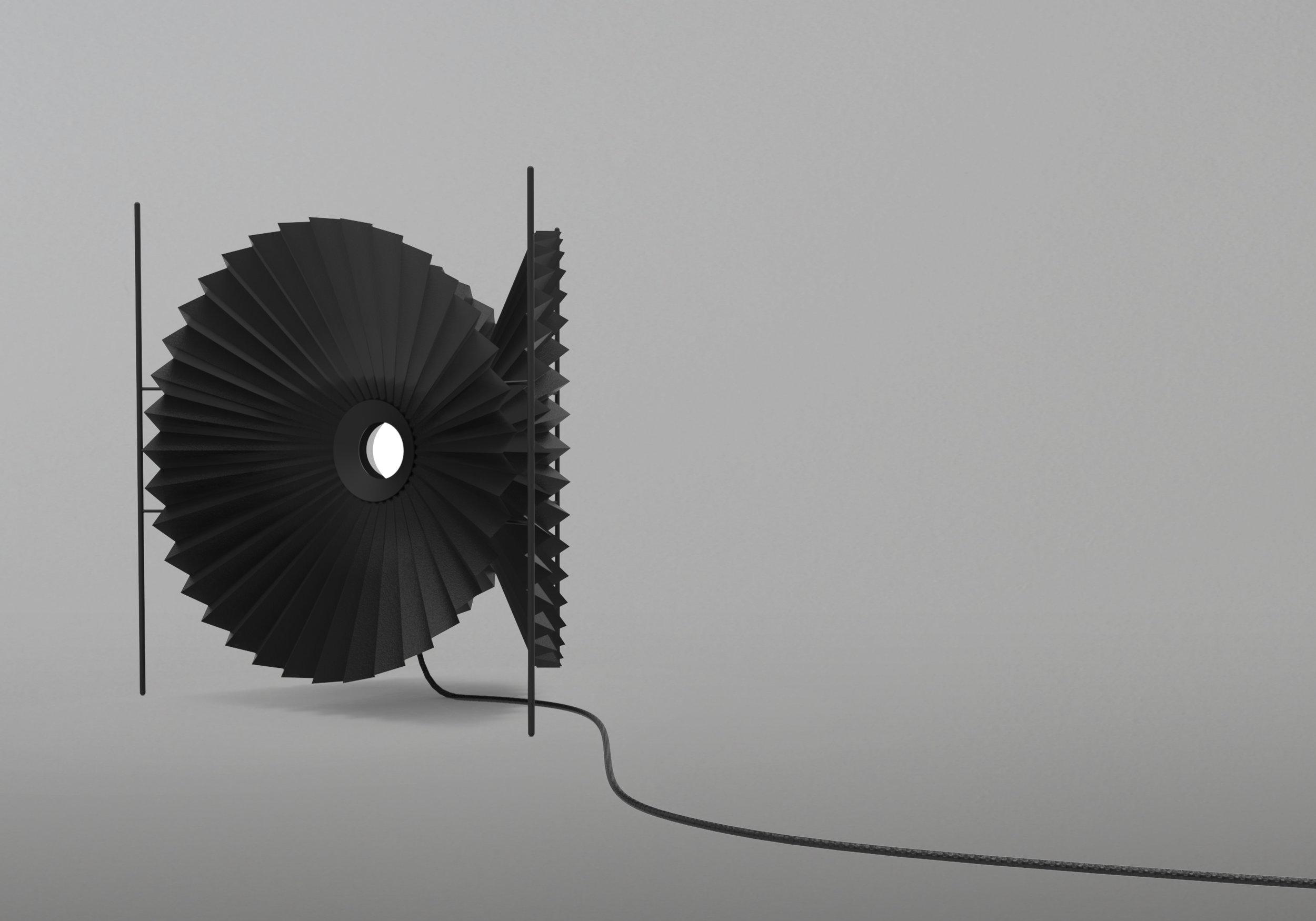 VIELLA LAMP SERIES   Product design