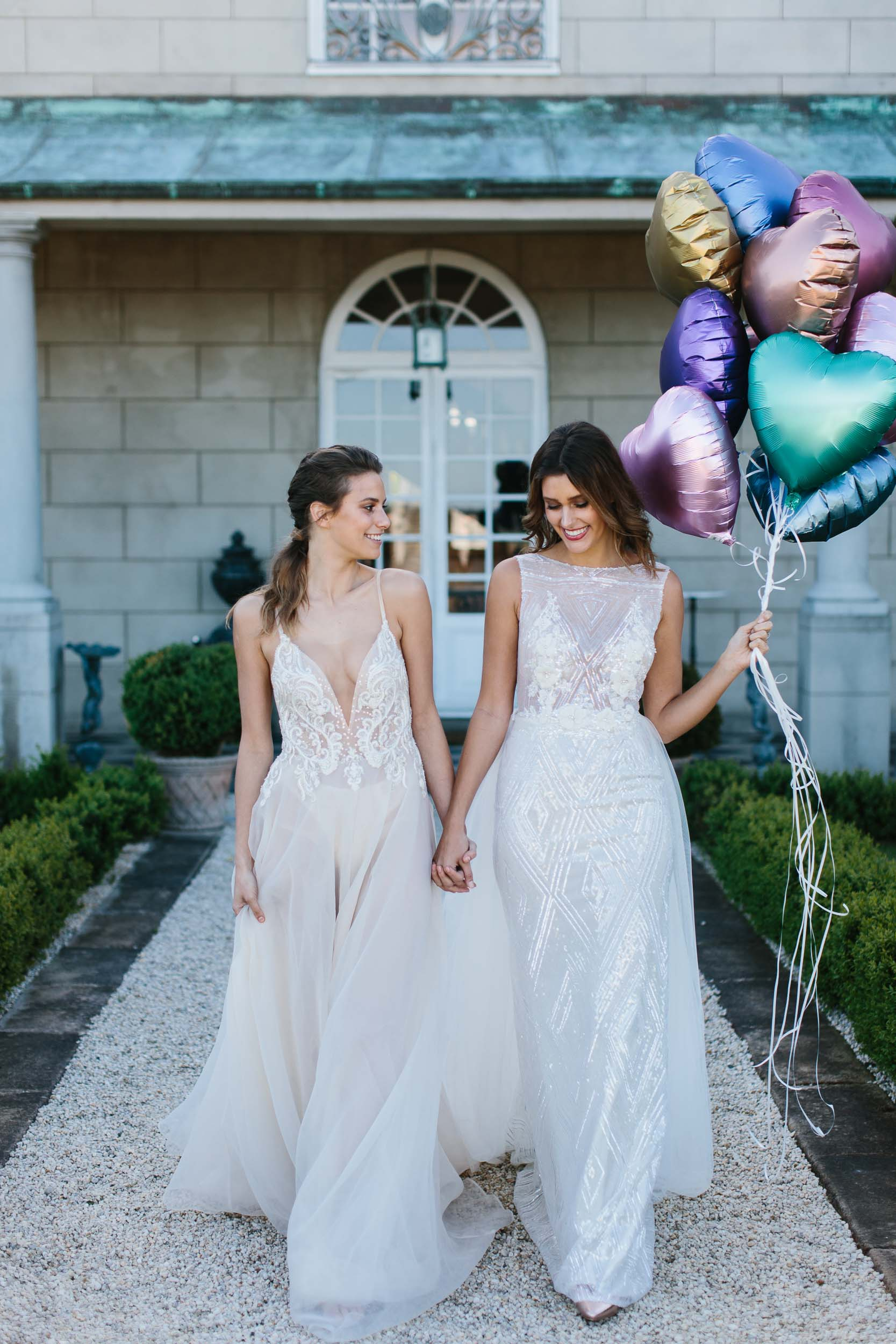 Same Sex Couple Wedding Photo | Wedding Photography by Kas Richards