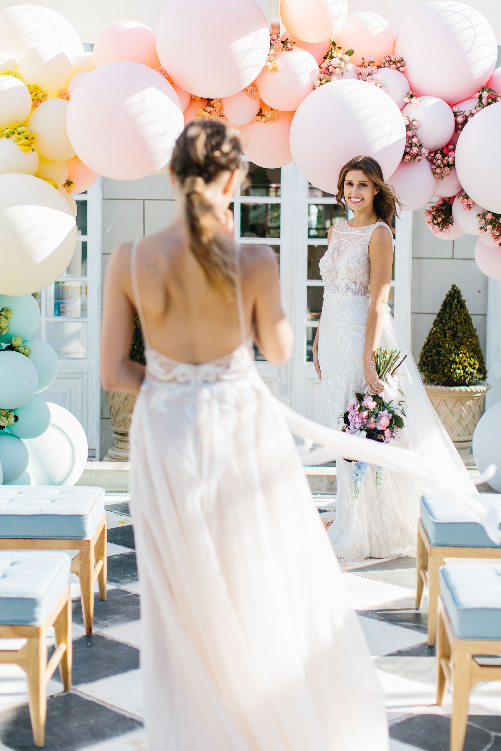 Same Sex Wedding Ceremony | Wedding Photography by Kas Richards