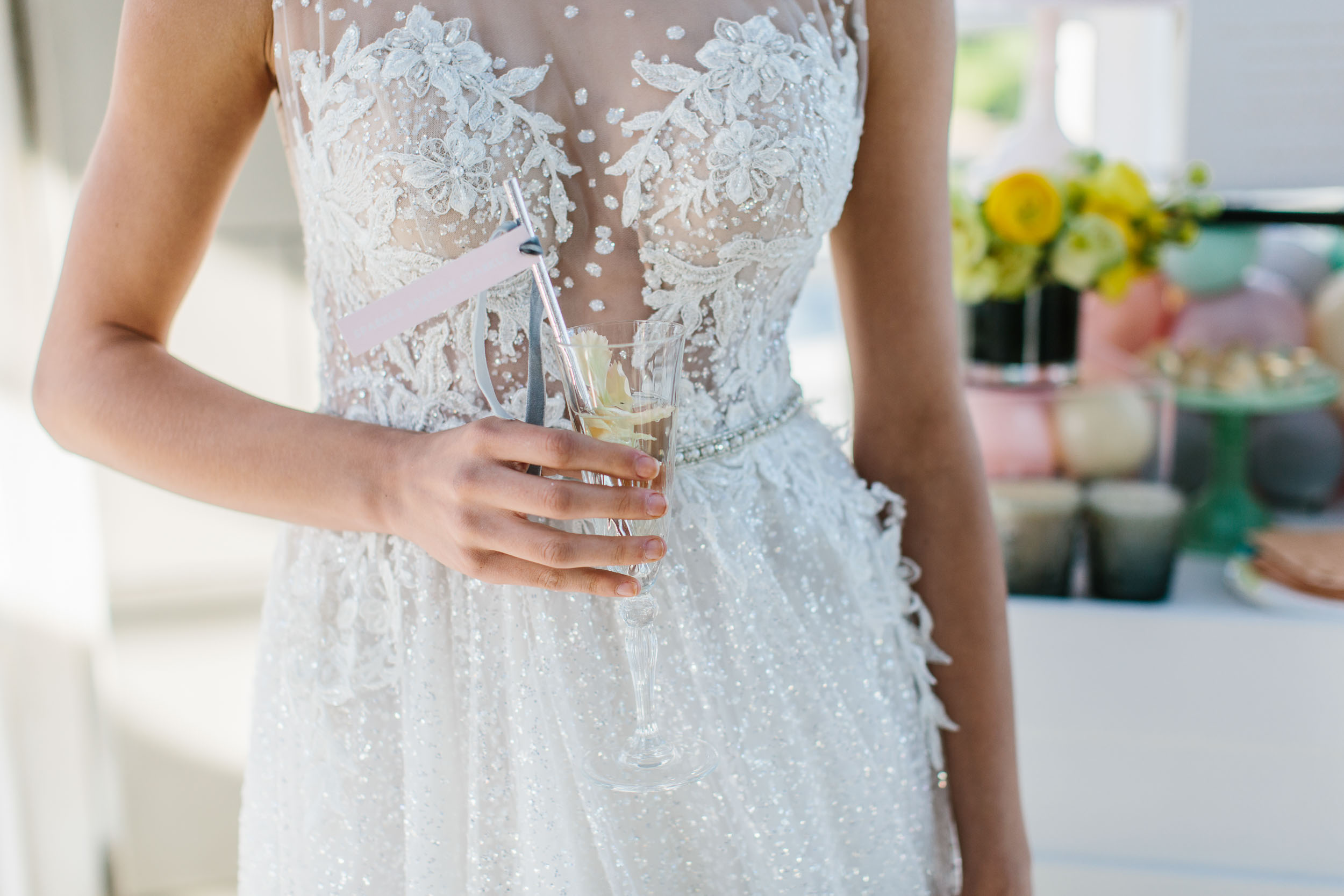 Beaded Berta Bridal Wedding Dress | Wedding Photography by Kas Richards
