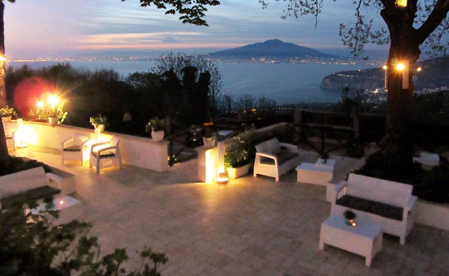 Castore Sorrento Wedding Classic Wedding Location