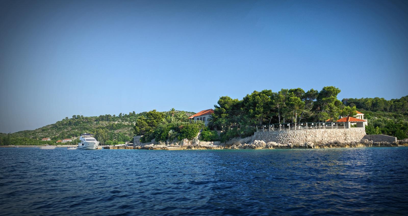 Villa Ruza, Dubrovnik