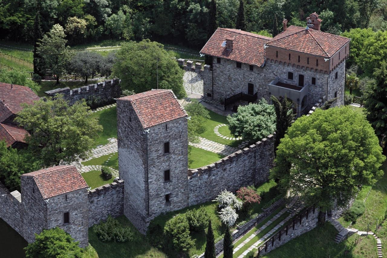 Castello di Rossino,  Lecco