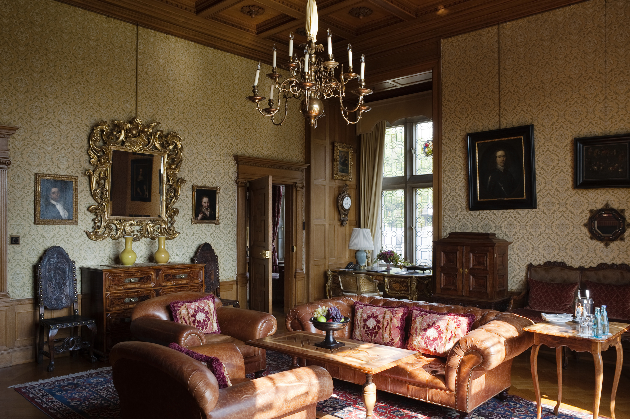 Royal Suite- Schlosshotel Kronberg