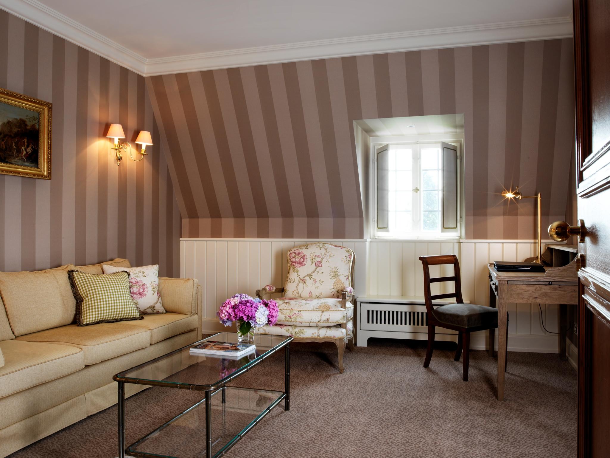 Lovely suite Schlosshotel Kronberg