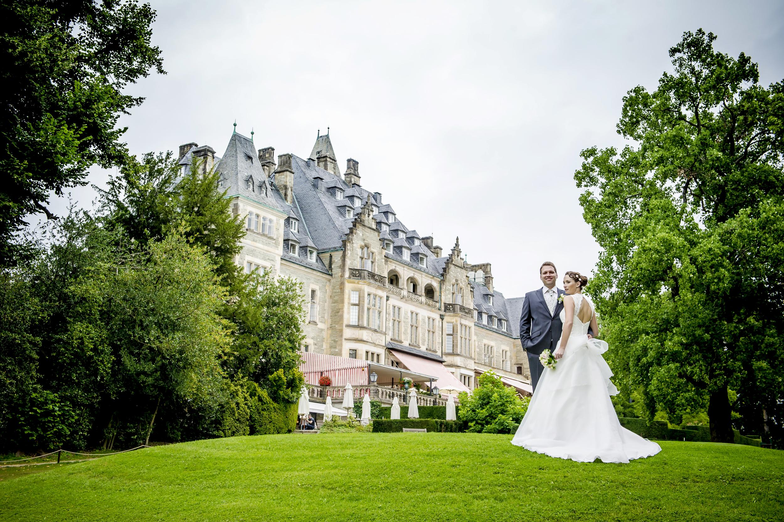 Schlosshotel Kronberg's domain
