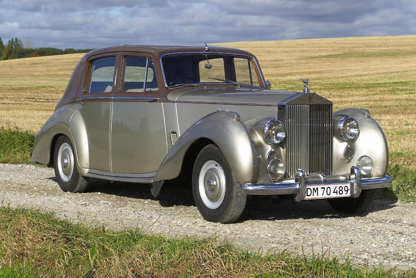 Old classic cars ,  Dansk limosine center