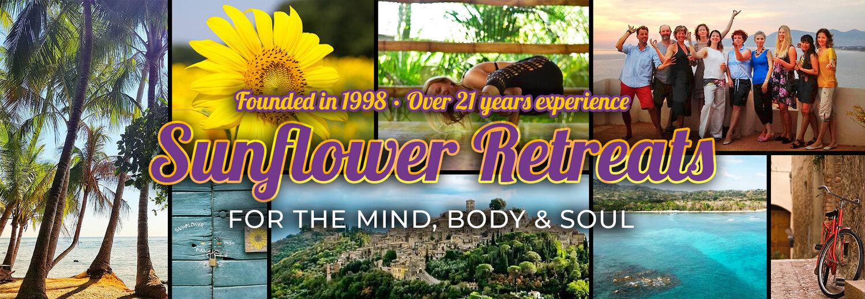 Sunflower Retreats Yoga Holidays In Italy