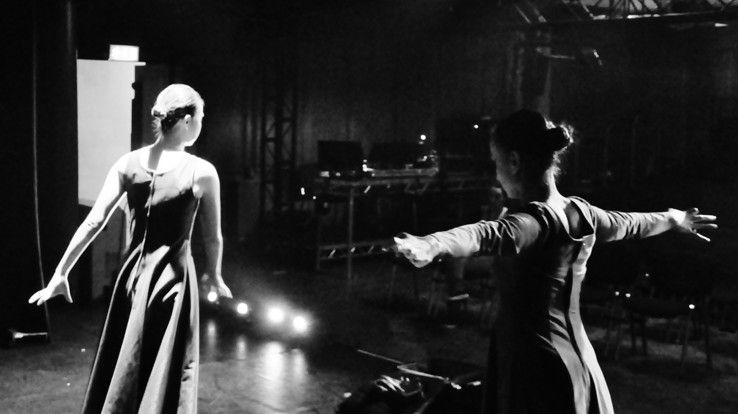©Stuart Walton: Image from Amina Khayyam Dance Company's Yerma
