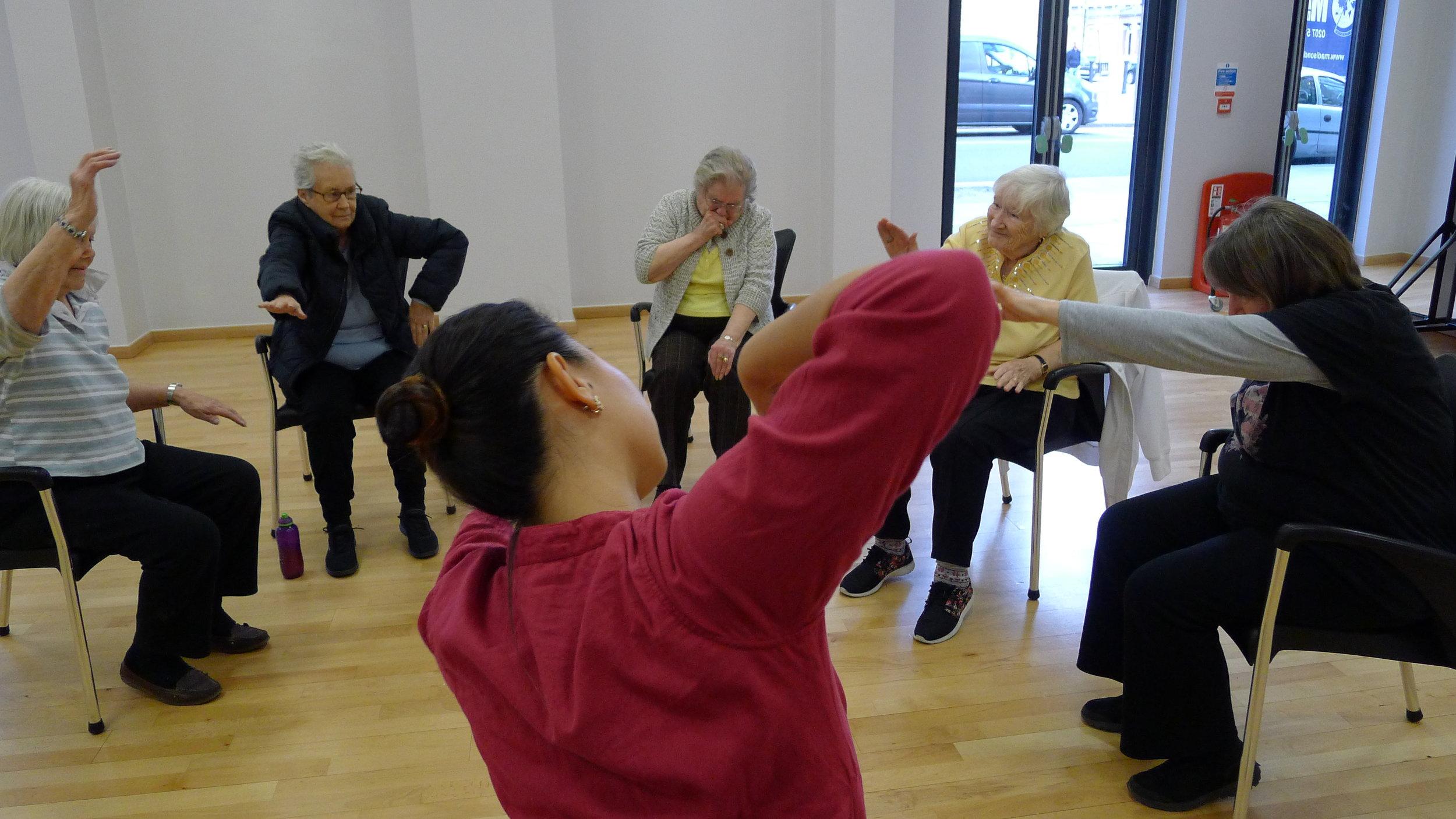 ©Akademi, Dance Well Project
