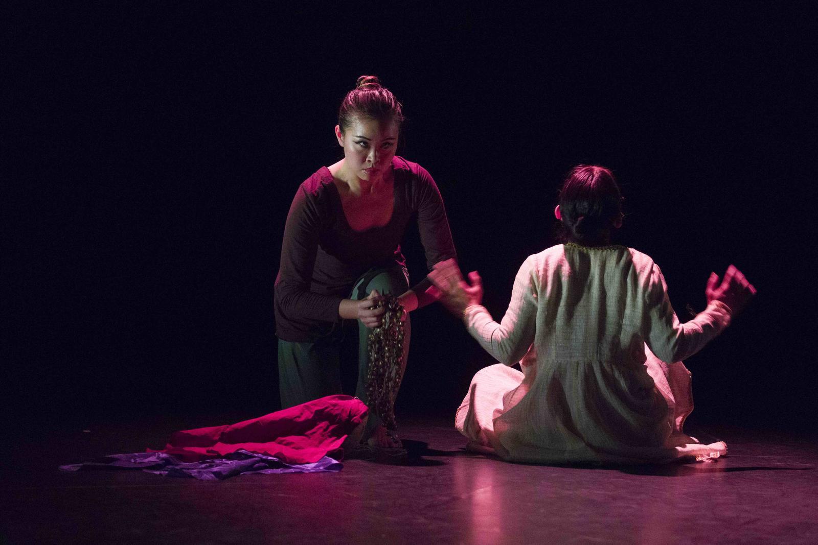 ©Amina Khayyam Dance Company