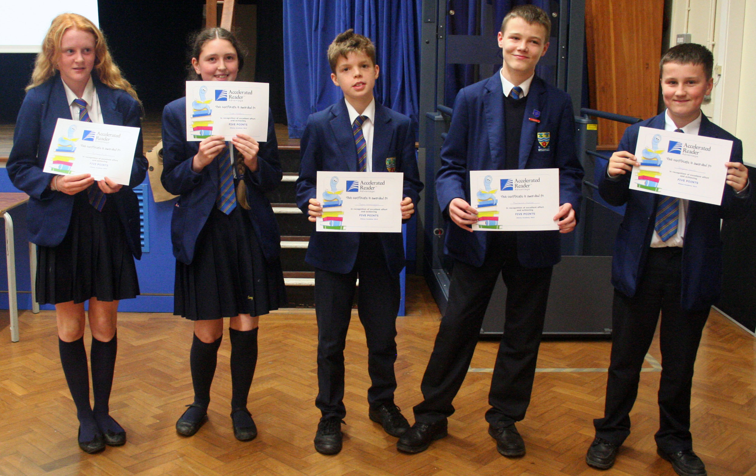 Year 8 reading assembly 006.JPG