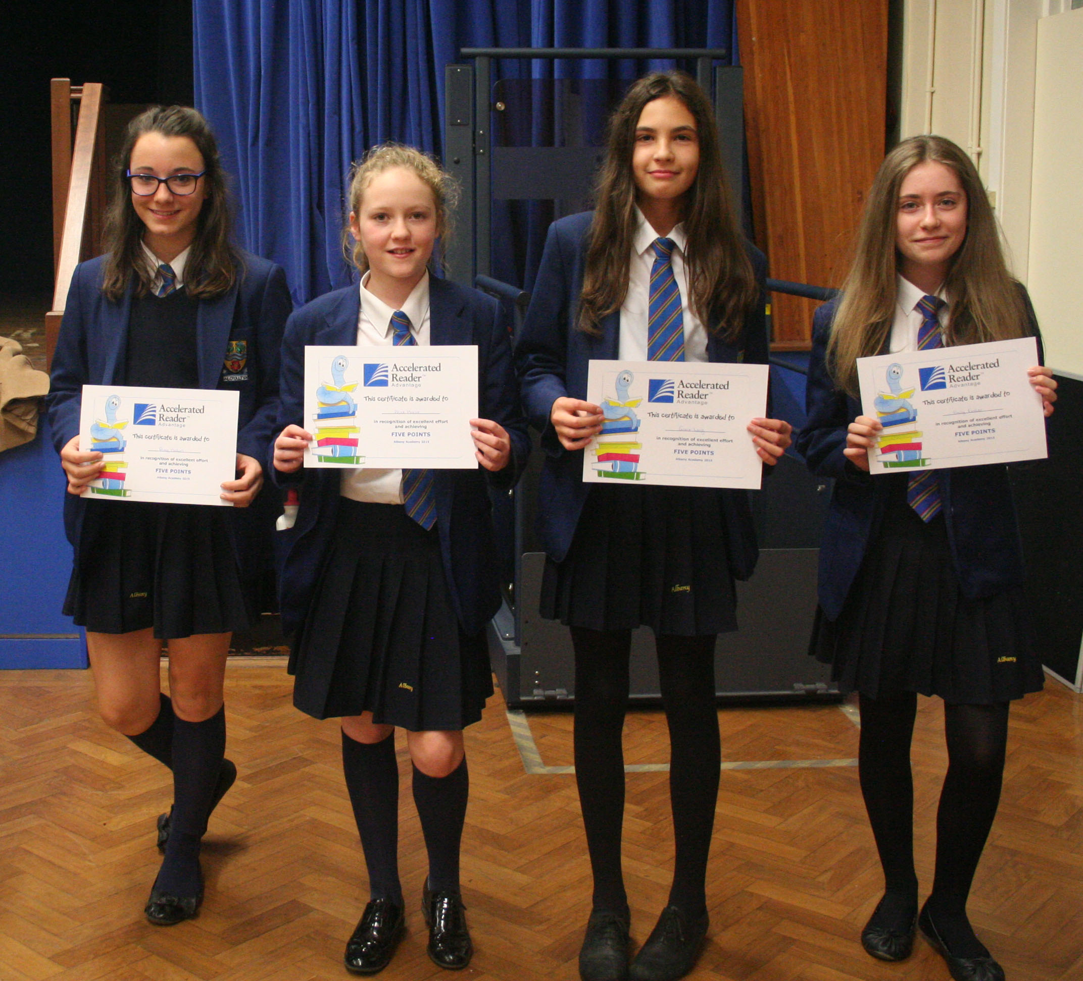Year 8 reading assembly 008.JPG