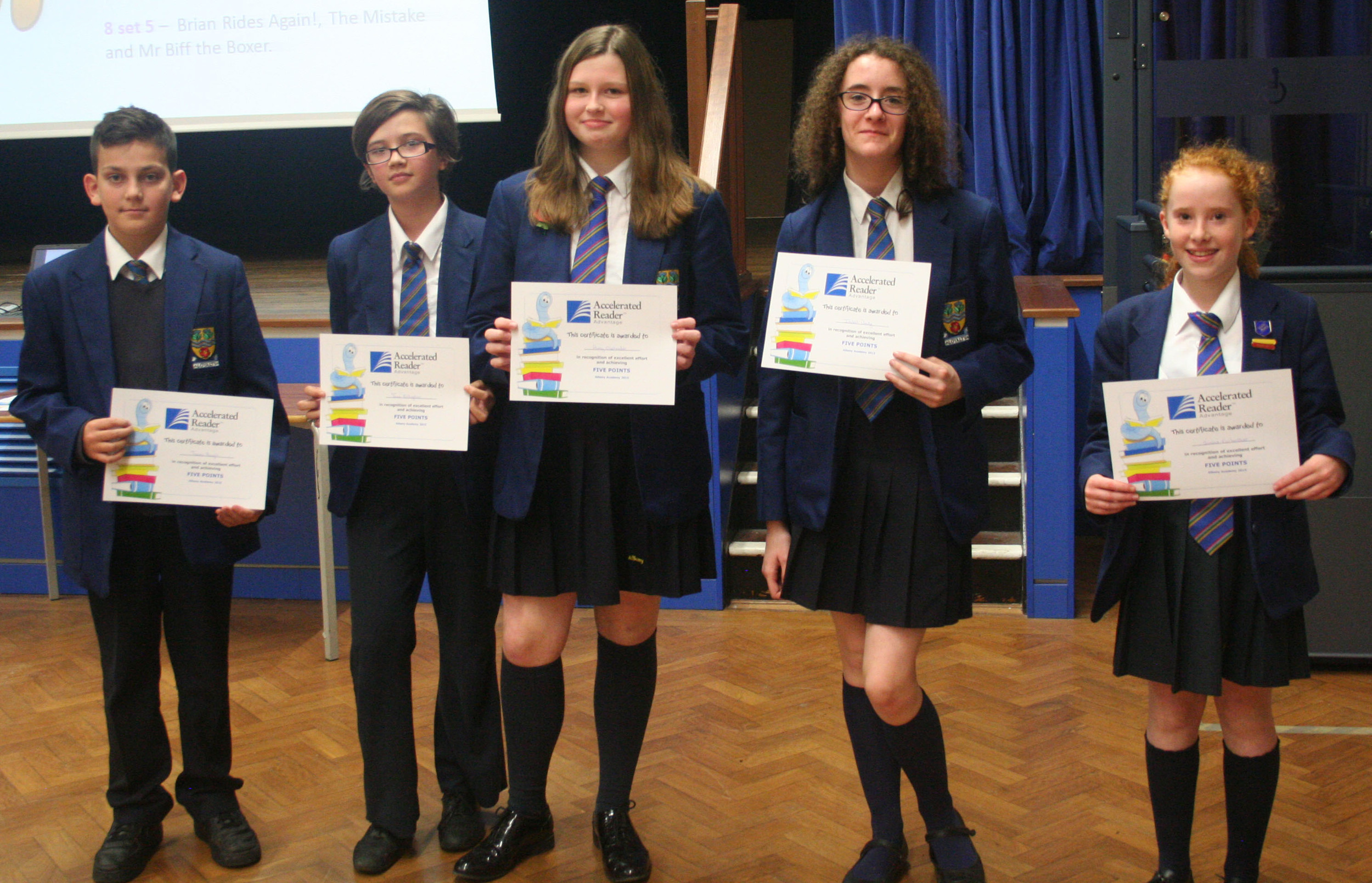 Year 8 reading assembly 009.JPG
