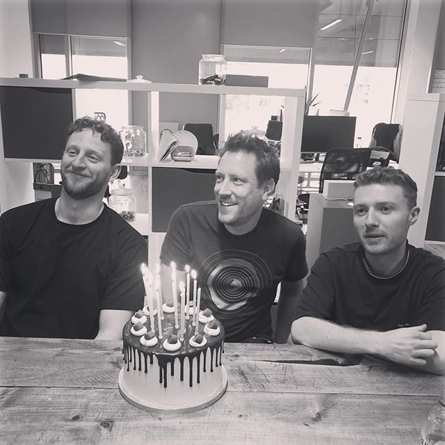 Happy Birthday boys! #birthday #leo #handsome #crumbsanddoilies #beers #cake