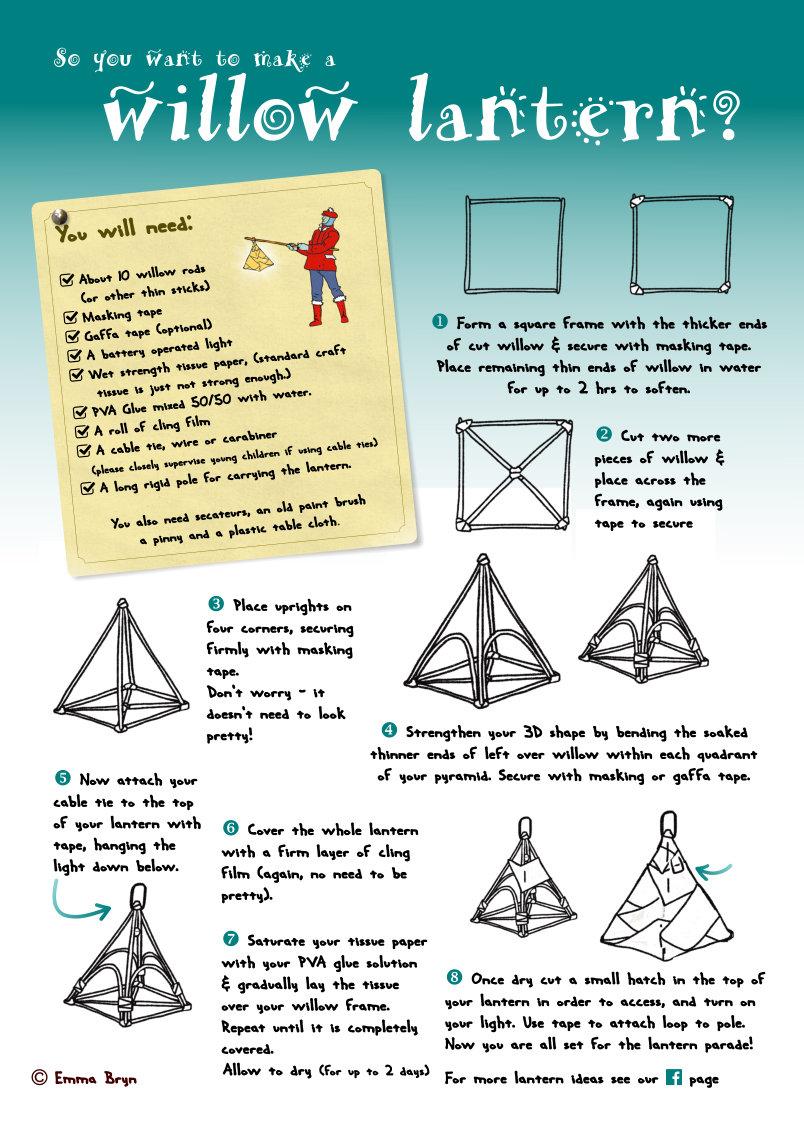 Lantern Making Instructions