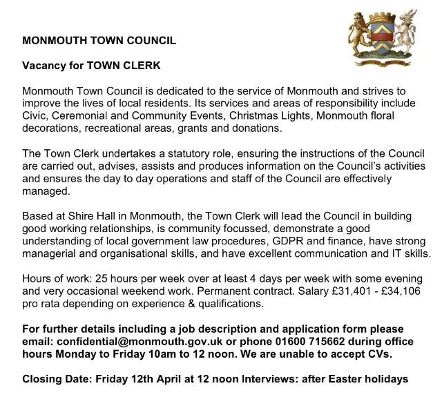Town Clerk Job Advert.jpg
