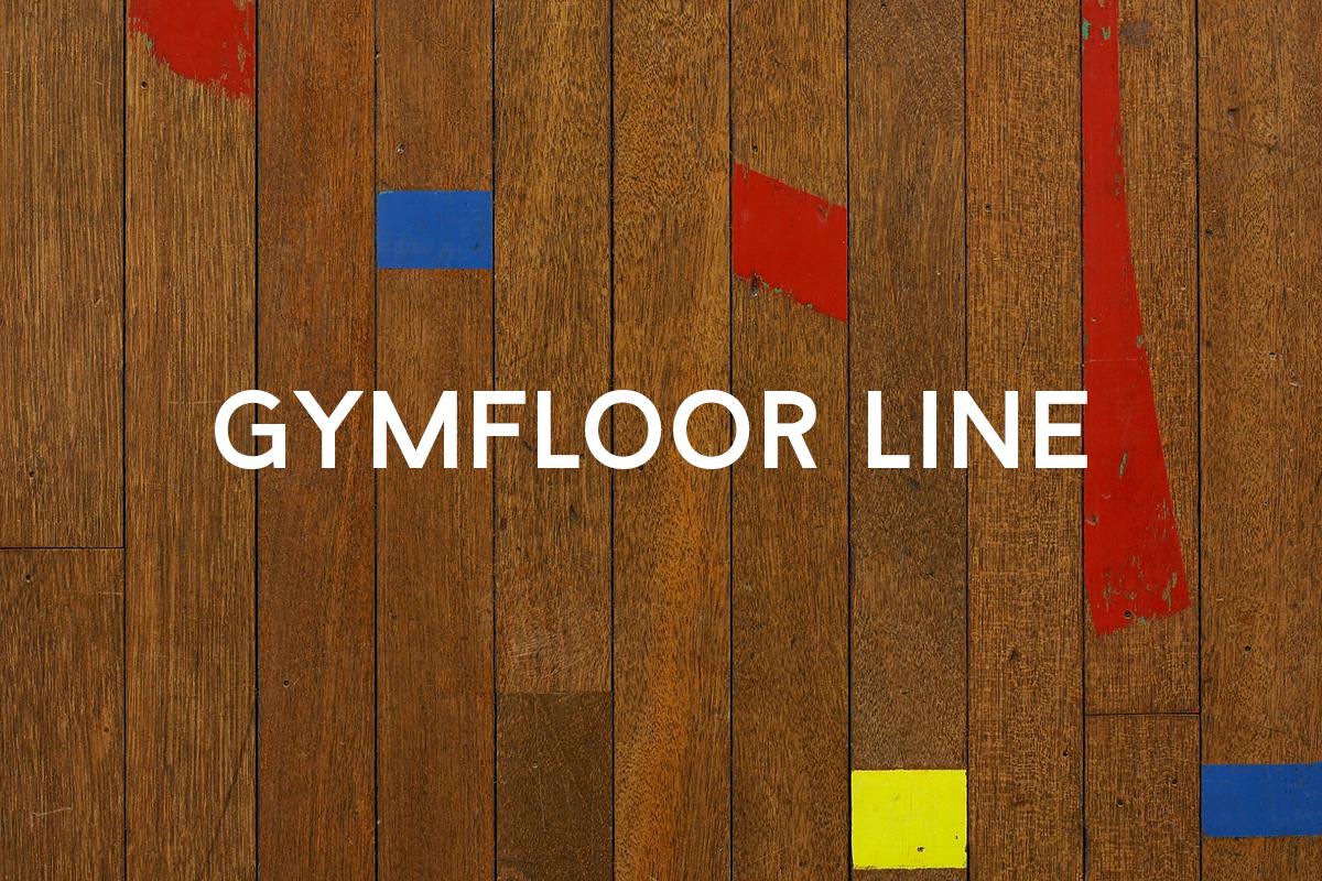 Gymfloor line