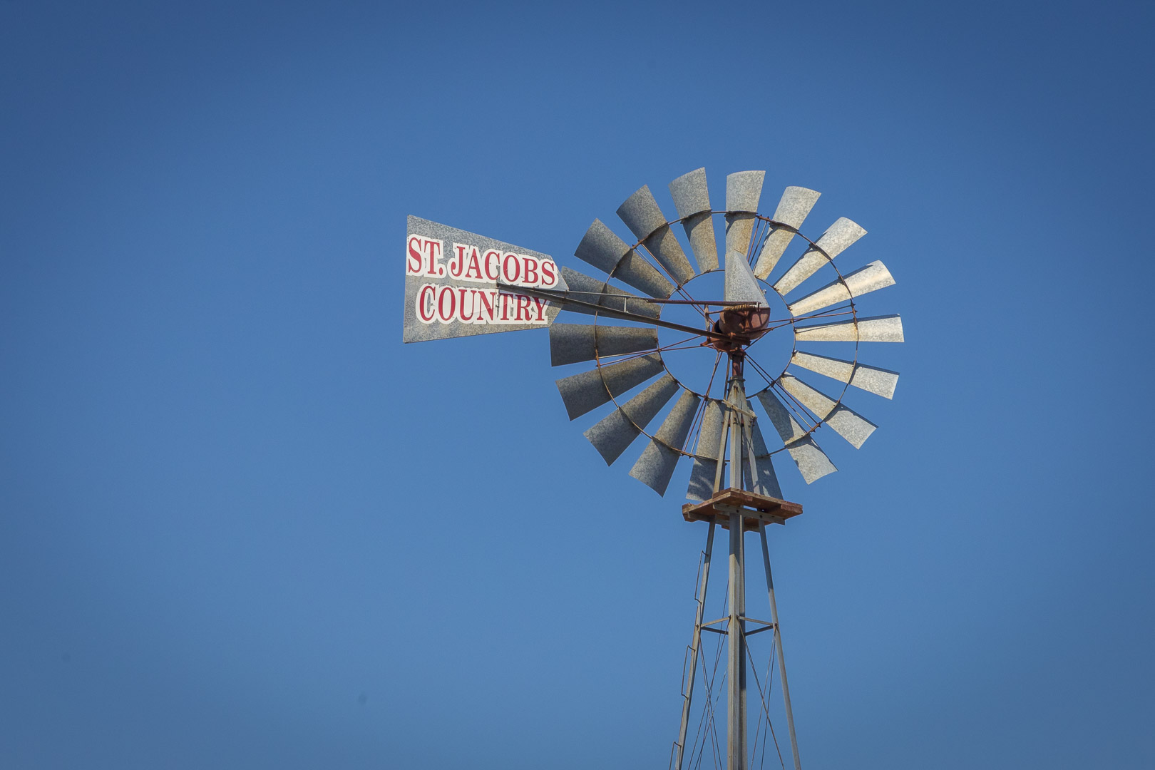 St Jacobs Country Windmill