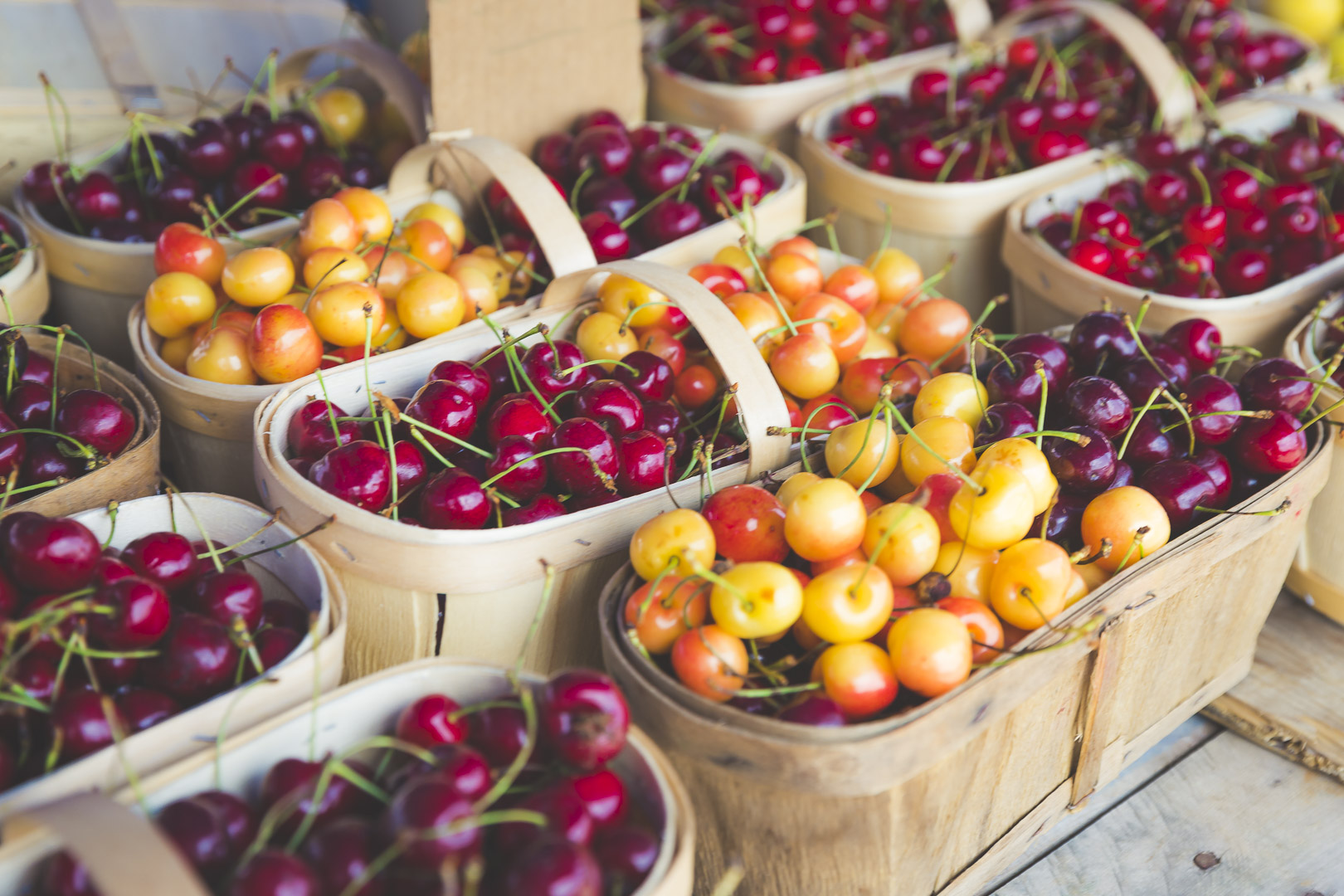 St Jacobs Farmers' Market Cherries.jpg