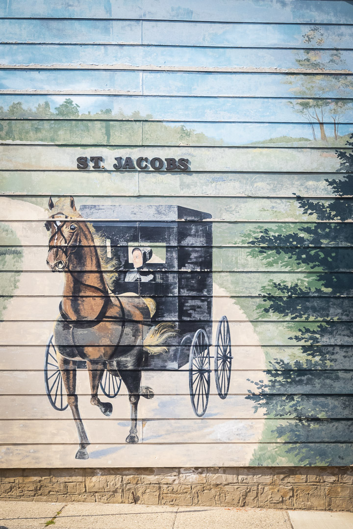 St. Jacobs Mural