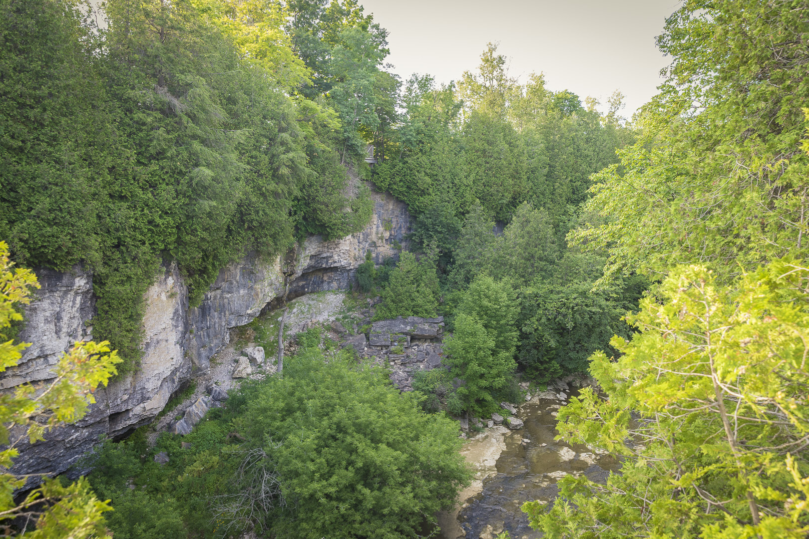 More of the Gorge