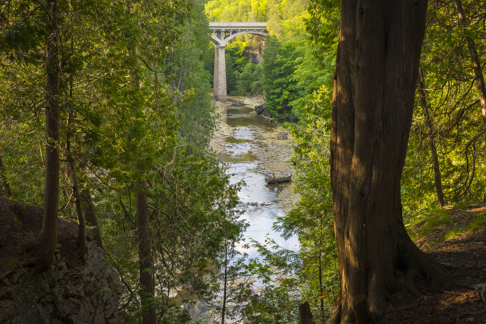 David Street Bridge