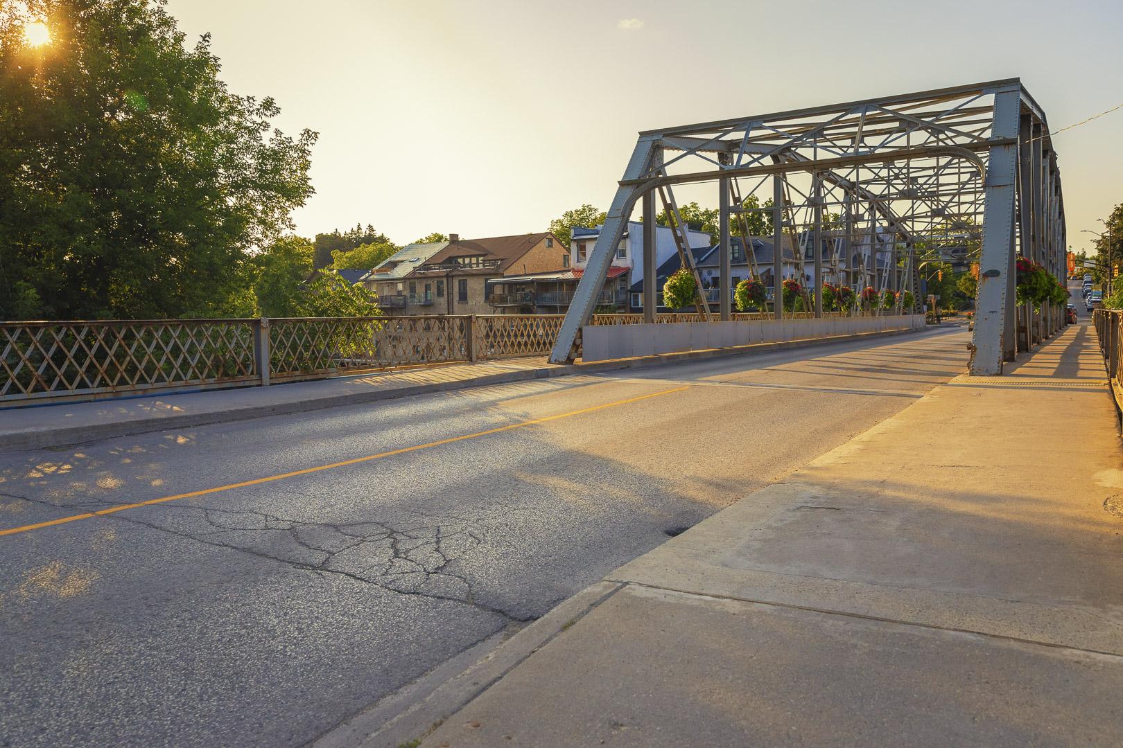 Badley Bridge / Metcalfe Street Bridge 5