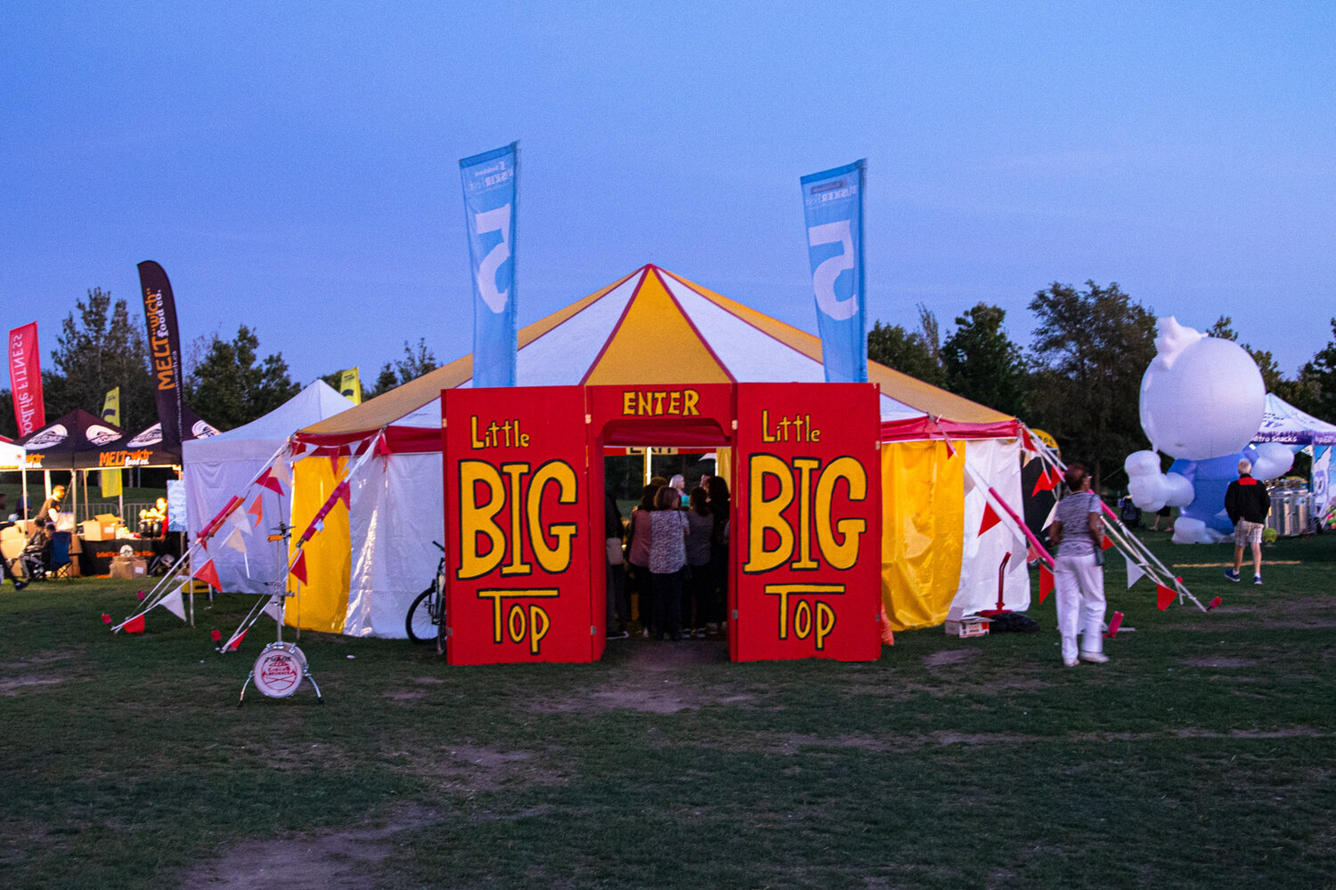 The Little Big Top