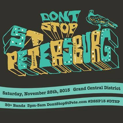Don't Stop St Pete 2013