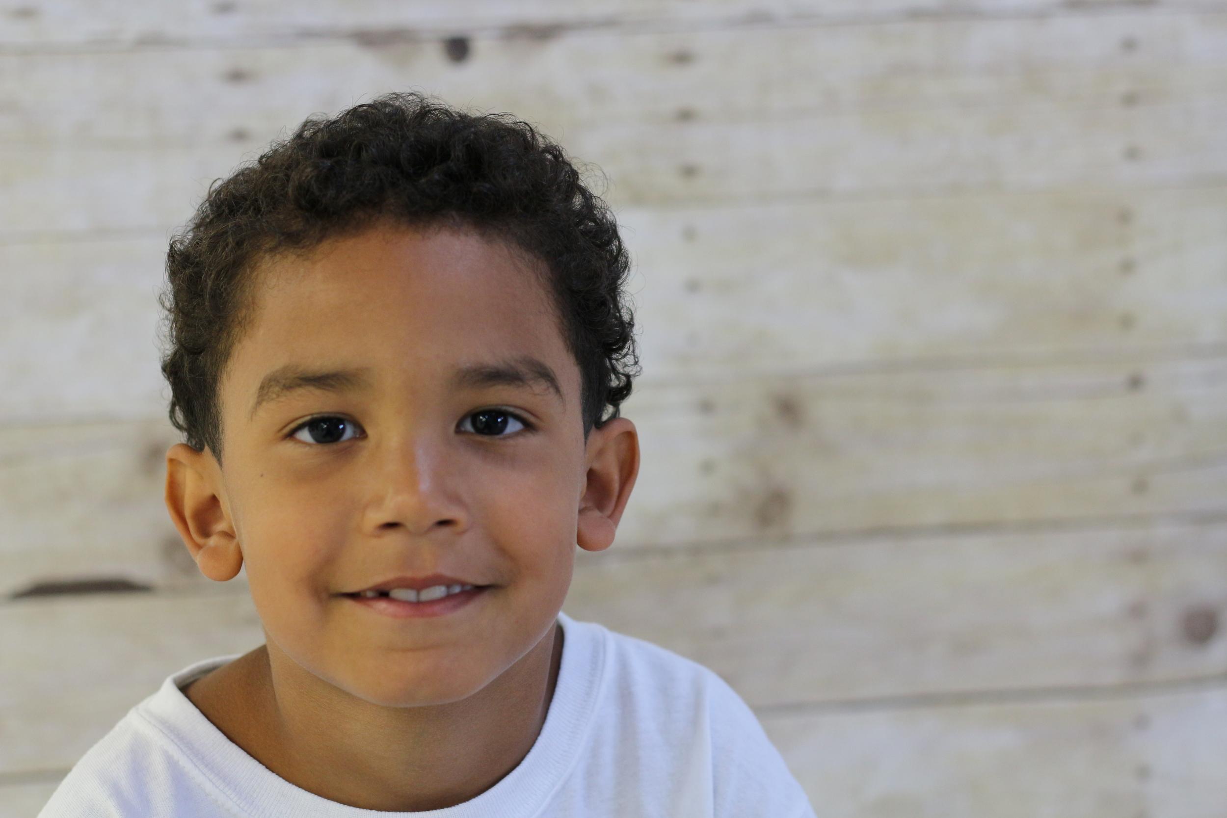 Jacob, age 8, West Milford, NJ