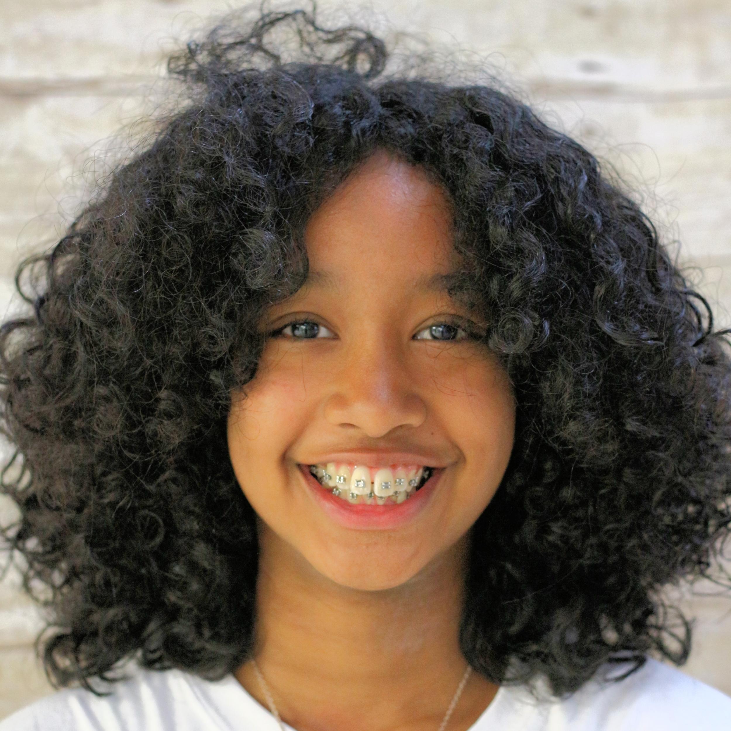 Salonae, age 12, Bushwick, Brooklyn, NY