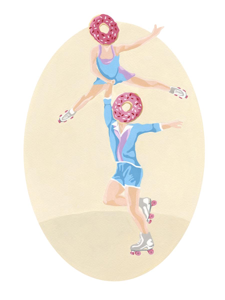 Couples' Skate