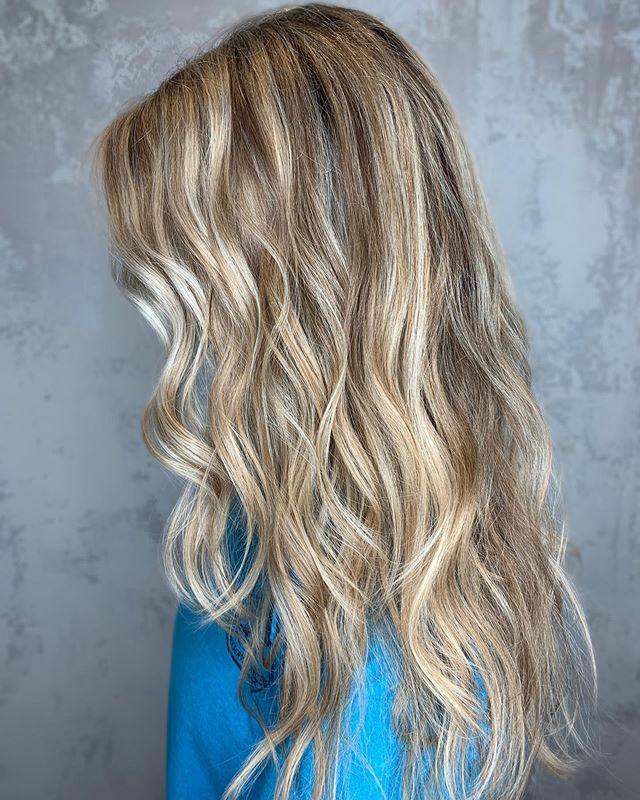 Dimensional blonde ✨