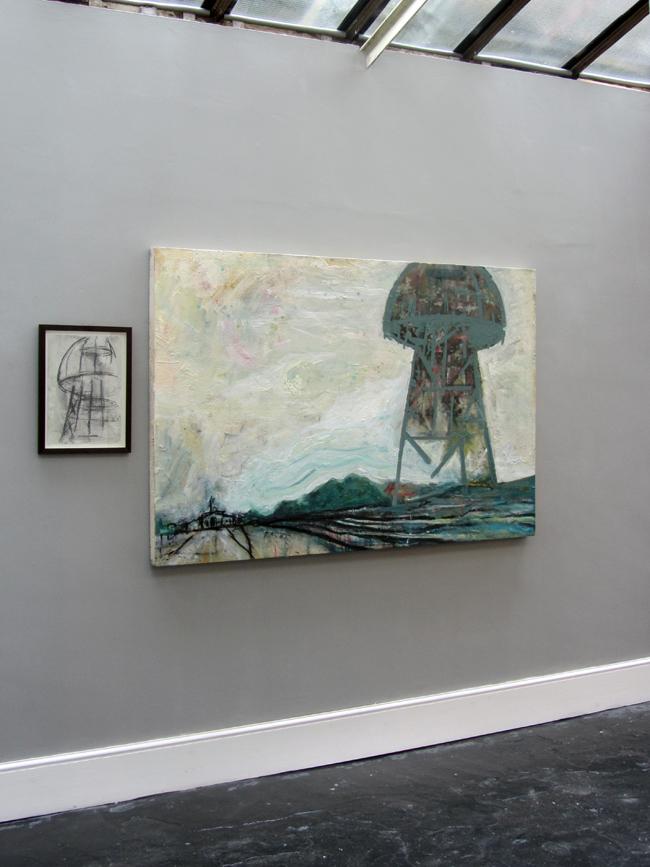 Harry Adams: A Short History of Our Progress Part 3, L-13 Light Industrial Workshop, London 2012